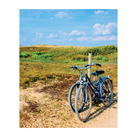 Le littoral à vélo
