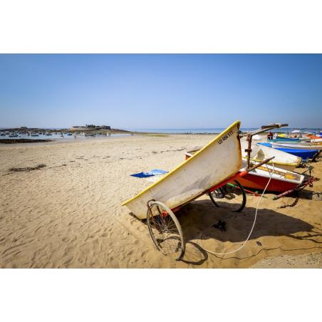 ©Emmanuel LEMEE-LBST - La plage du Fort-Bloqué à Ploemeur