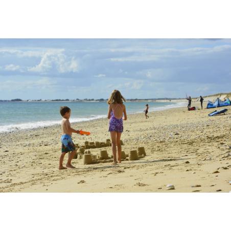 ©E. LEMEE - LBST - Gâvres, La grande plage