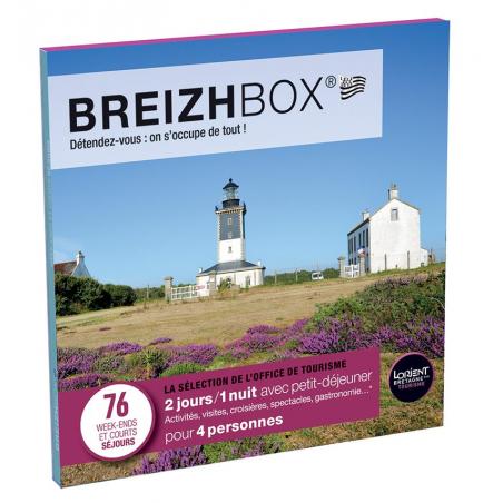 ©Breizhbox - Le coffret-cadeau violet V11