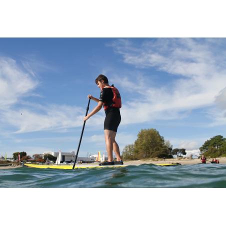 ©Thomas DEREGNIEAUX-LBST - Paddle sur la plage de Kerguelen à Larmor-Plage