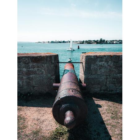 ©Lezbroz-LBST - Les remparts de la Citadelle de Port-Louis