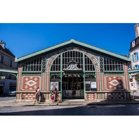 ©CRTB - F. Bertemin - Les Halles de Quimperlé