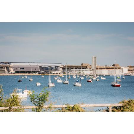 ©Xavier DUBOIS-LBST - Lorient La Base et la Cité de la Voile Eric Tabarly