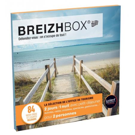 ©Breizhbox - Le coffret-cadeau orange V11