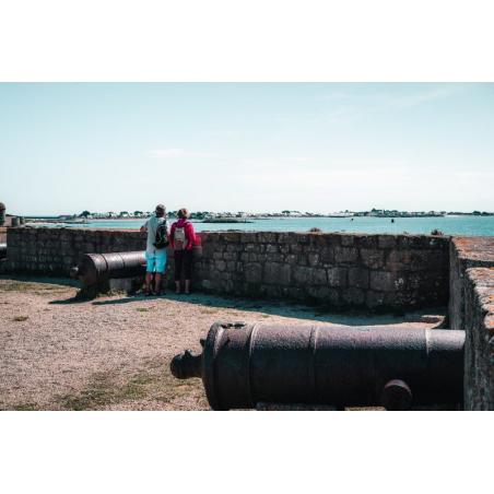 ©Lezbroz-LBST  - Promenade sur les remparts de la Citadelle