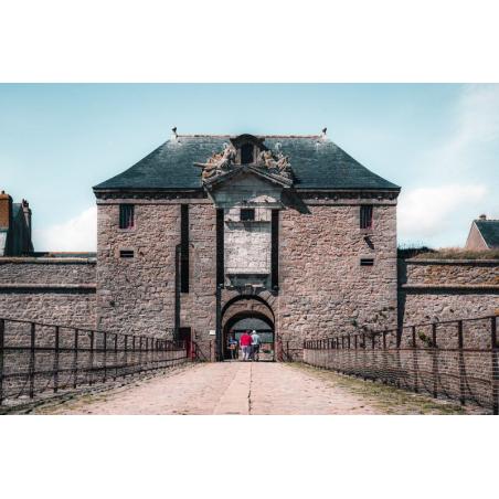 ©Lezbroz-LBST - Entrée de la Citadelle de Port-Louis