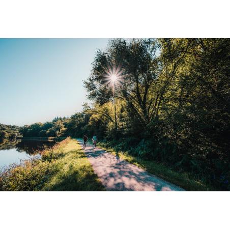 ©Lezbroz-LBST - Chemin de halage à Hennebont