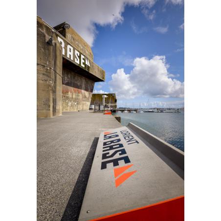 ©Emmanuel Lemée-LBST - Lorient, La Base, vue sur le K3