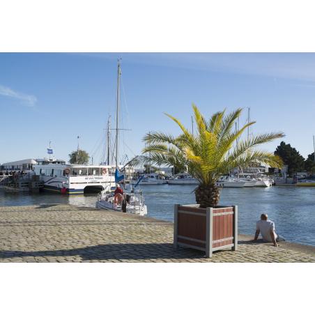 ©Xavier Dubois-LBST - Le port de plaisance de Lorient
