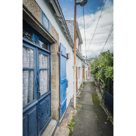 ©Xavier Dubois-LBST - Une ruelle de Lorient