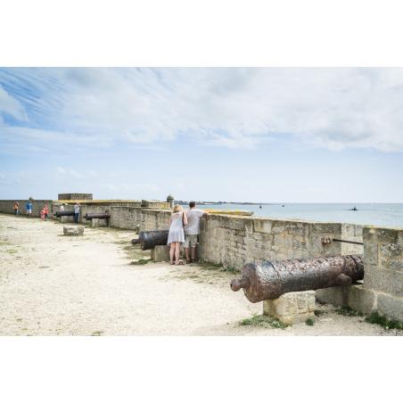 ©Thomas Deregnieaux-LBST - Port-Louis, vue de la Citadelle