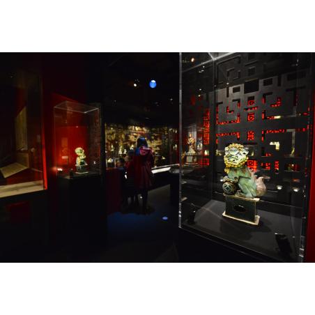 ©Xavier Dubois-LBST - Port-Louis, le musée de la Compagnie des Indes