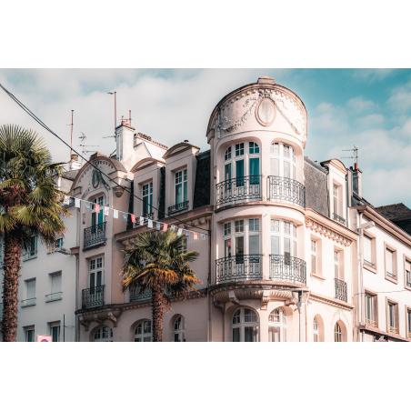©Lezbroz-LBST - Architecture 1930 en centre-ville de Lorient