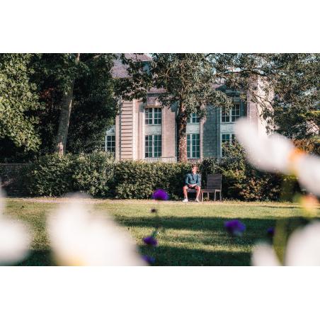 ©Lezbroz-LBST - Les jardins de l'Hôtel Gabriel en centre-ville de Lorient