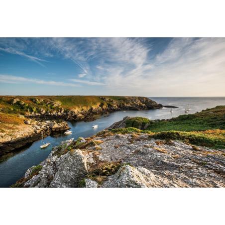 ©Xavier Dubois - LBST - Port Saint Nicolas, la côte sauvage de l'île de Groix