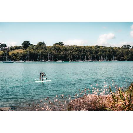©Lezbroz-LBST - Paddle sur les eaux cristallines de la Laïta