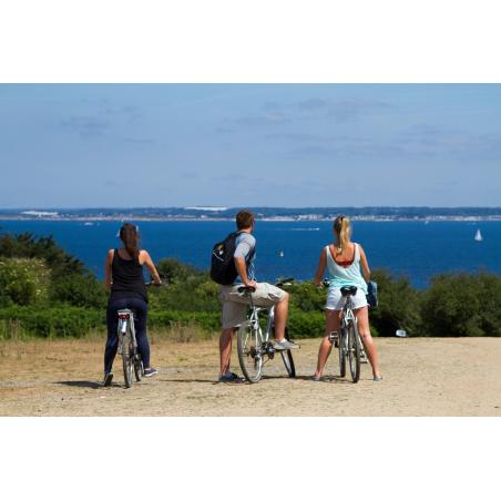 ©Thomas Deregnieaux-LBST - Balade à vélo sur Groix
