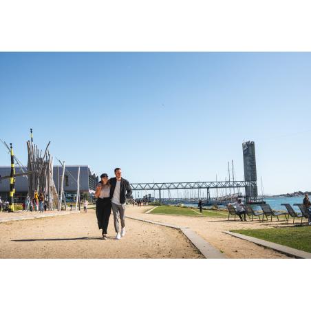 ©Tony Esnault-LBST - Promenade à La Base à Lorient