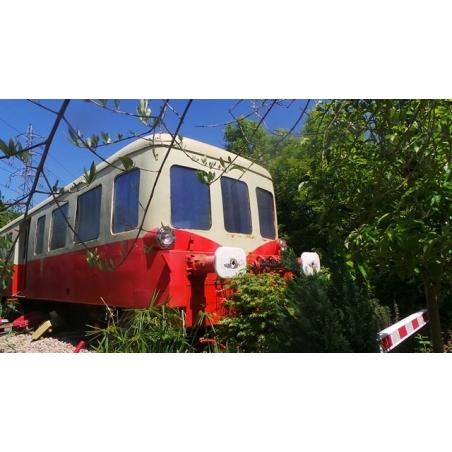 ©A l'Auberge du chemin de fer - Hébergement insolite à Lanester