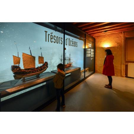 ©Emmanuel Lemée-LBST - Le musée de la Marine à Port-Louis