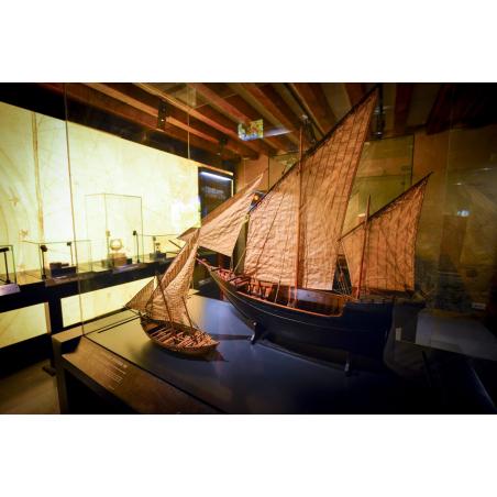 ©E. LEMEE-LBST- Port-Louis, le musée de la Marine