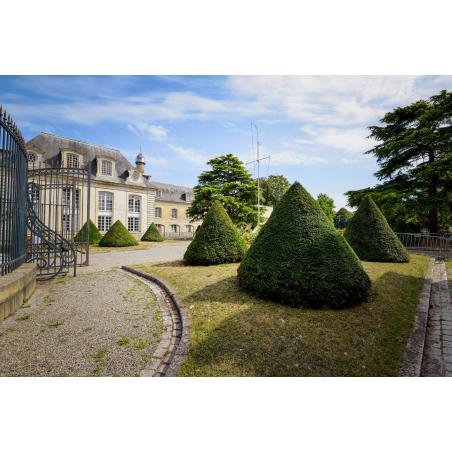 ©Emmanuel Lemée-LBST - Les jardins de l'Hôtel Gabriel à Lorient