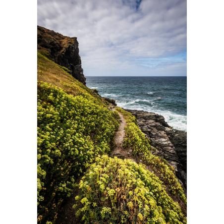 ©Xavier Dubois-LBST - Sentier côtier sur l'Île de Groix
