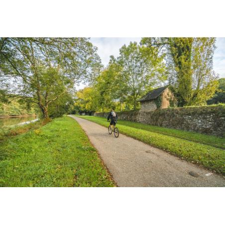 ©Thibault Poriel-LBST - Hennebont, le Chemin de Halage