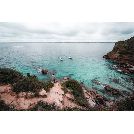 ©Lezbroz-LBST - Crique de l'île de Groix