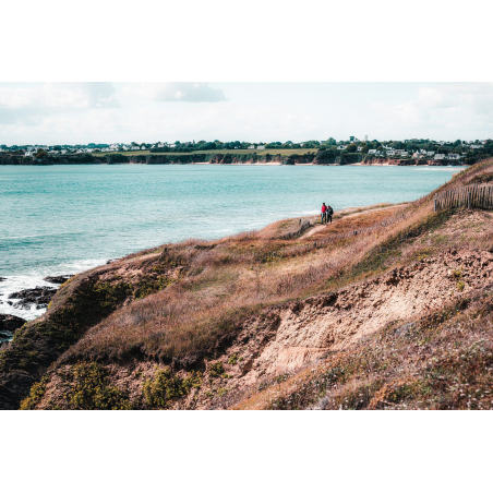 ©Lezbroz-LBST - Le littoral de Guidel