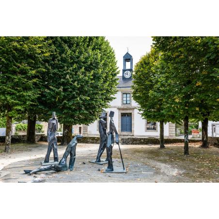 ©Xavier DUBOIS-LBST - Pont-Scorff et l'Atelier d'Estienne