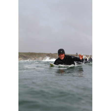 ©Thomas Deregnieaux-LBST - Surf sur la plage des Kaolins