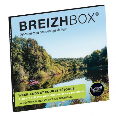 ©Breizhbox - Le coffret-cadeau vert