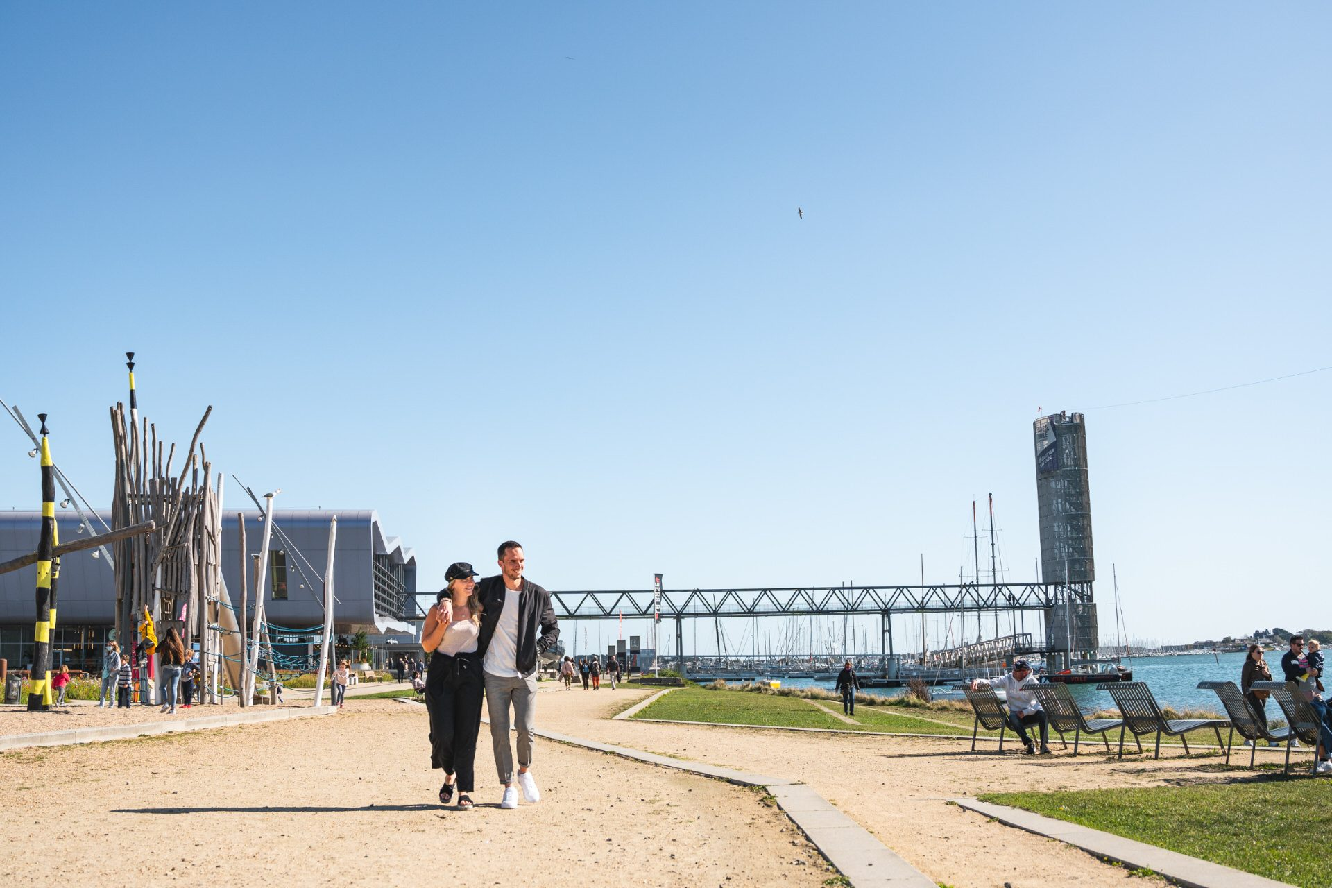 ©Tony Esnault-LBST - Balade en amoureux à Lorient La Base