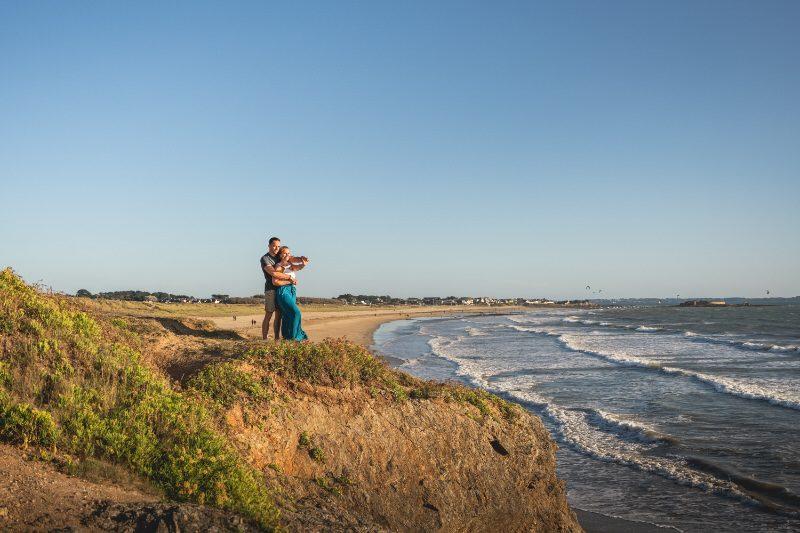 ©Tony ESNAULT-LBST - Le littoral entre Ploemeur et Guidel-Plage