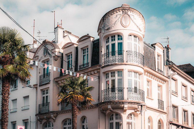 ©Lezbroz-LBST - Le centre-ville de Lorient